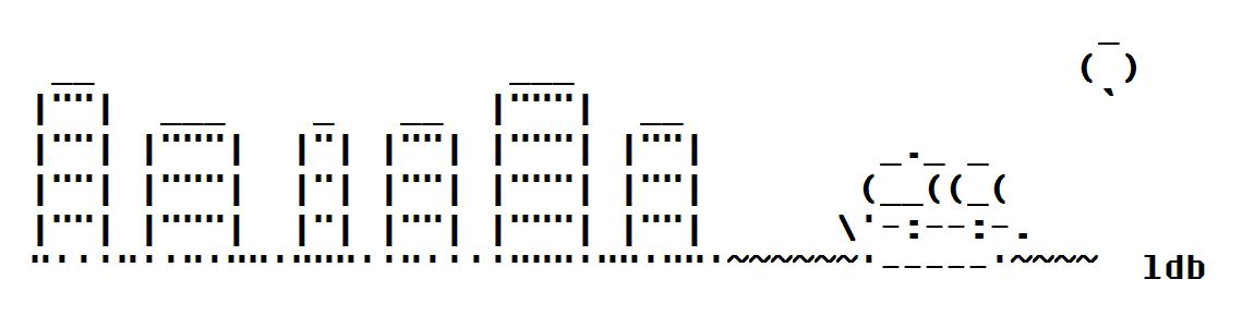 Don't Care for ASCII Art?
