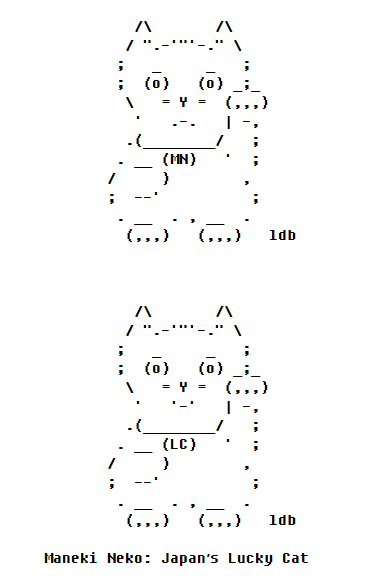 Maneki Neko: Japan's Lucky Cat