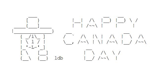 My ASCII Art for Canada Day, So Far