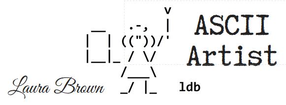 ldb ASCII Artist