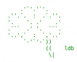 Shamrocks and Leprechauns for St. Patrick's Day ASCII Text Art