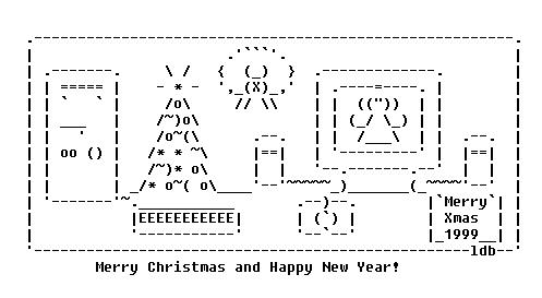 Happy New Year Past