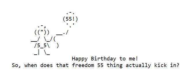Freedom 55